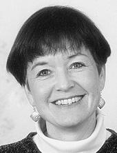 Portrait of Carolyn Herriot