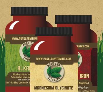 Pure Lab vitamins