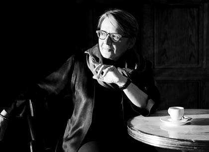 Portrait of Director Agnieszka Holland