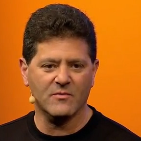 Portrait of Nick Hanauer