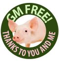 This little piggy will be GMO-free
