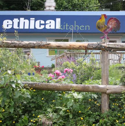 Ethical Kitchen organic restaurant