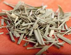 dried citronella flakes