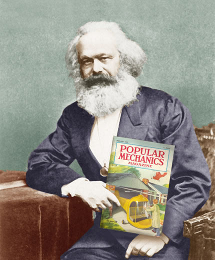 Marx and Mechanics