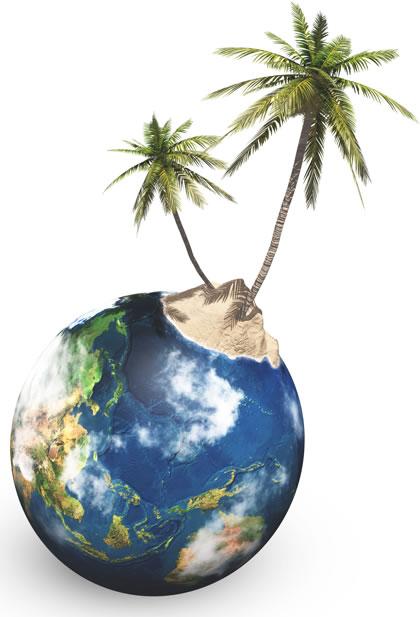 island planet