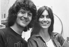 EmmyLou and Rodney 70's