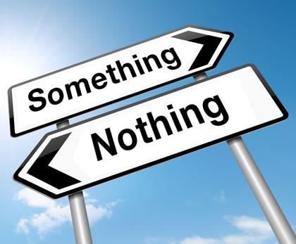 Something Nothing