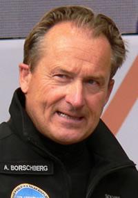 portrait of Andre Borschberg