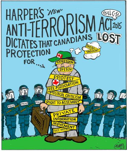 anti terrorism act essay
