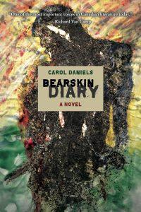 Bear Skin Diary Cover