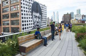 boardwalk, New York
