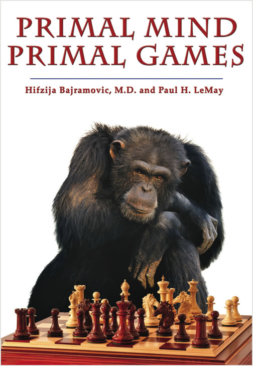 Primal Mind Primal Games book cover