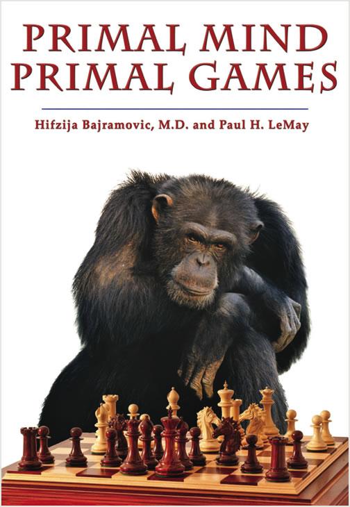 Primal Mind Primal Games book cover