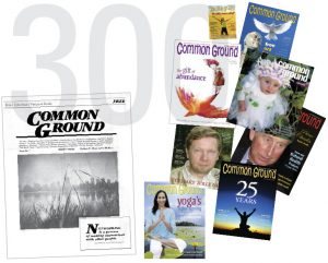 Common Ground Magazine 300 issue