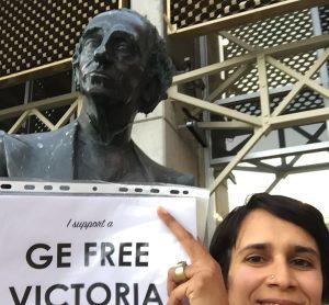 GE Free Victoria