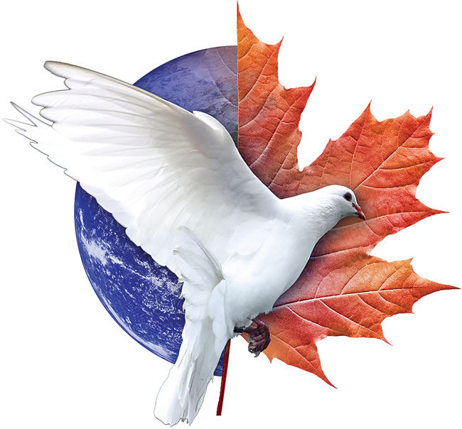 Canadian Peace Initiative logo