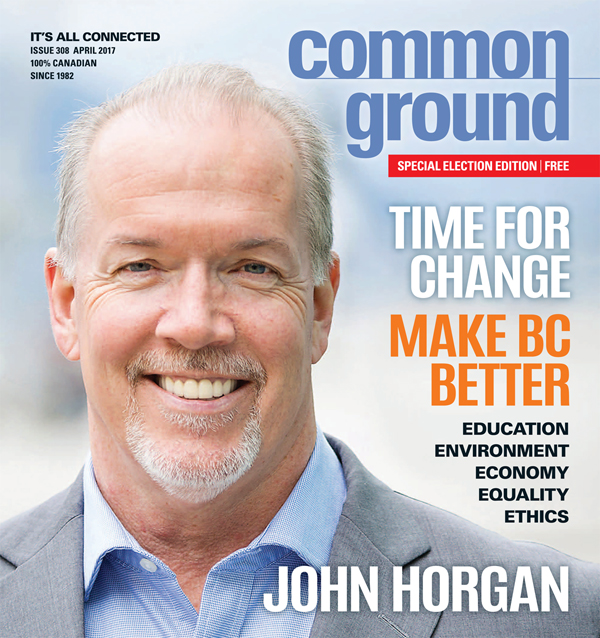 John Horgan cover