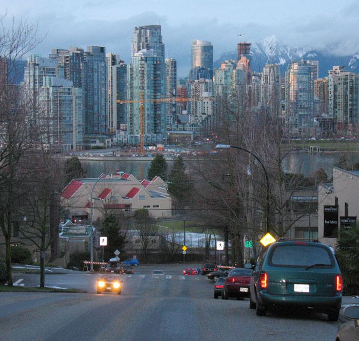 Oak Street Vancouver BC