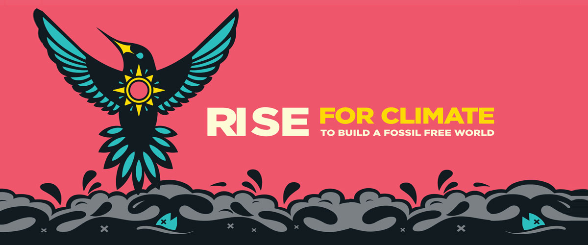 Rise for the climate