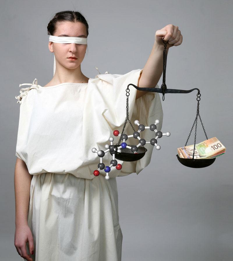blind drub justice