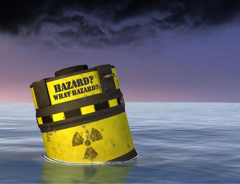 not a toxic hazard