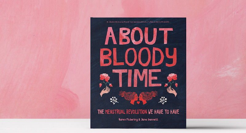About Bloody Time book cover