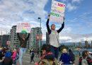 Vancouver climate strike