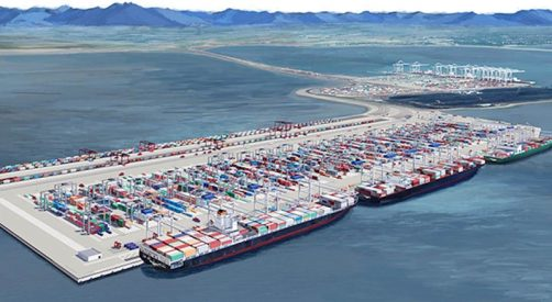 Government interference in proposed Roberts Bank Container Terminal 2