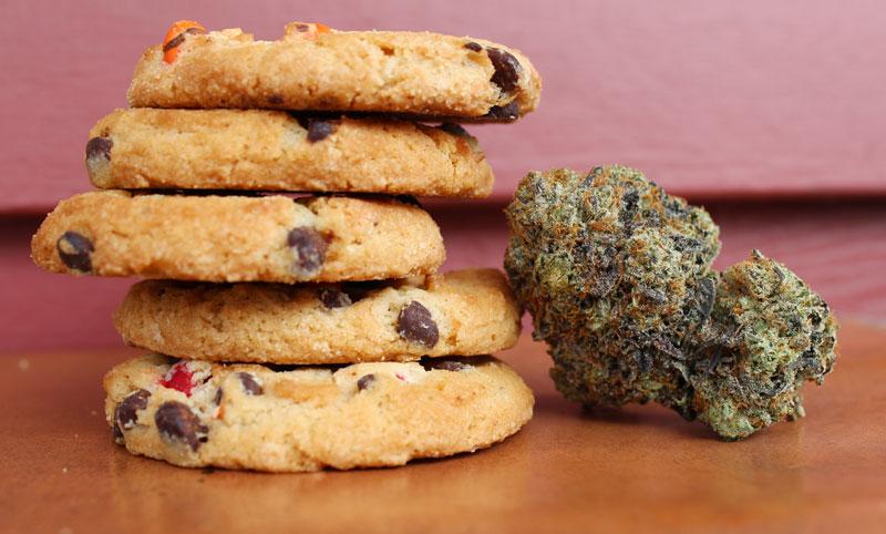 cannabis and cannabis edibles
