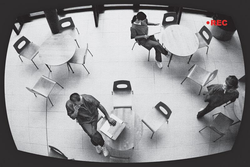 cafeteria surveillance